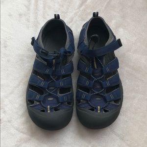 Blue Keen Sandals